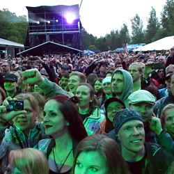 South Park Festival, Tampere, Finland, 6.6.2015. Photo: Olli Koikkalainen