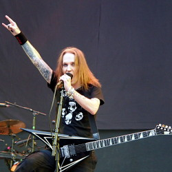 Children Of Bodom, Ratina, Tampere, Finland, 31.7.2015. Photo: Olli Koikkalainen