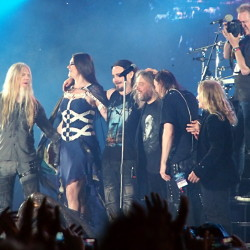 Nightwish, Ratina, Tampere, Finland, 31.7.2015. Photo: Olli Koikkalainen
