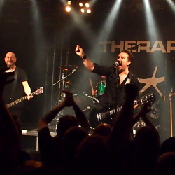 Therapy?, Klubi, Tampere, Finland, 17.9.2015. Photo: Olli Koikkalainen
