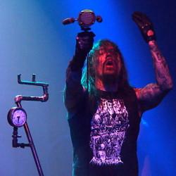Amorphis, Pakkahuone, Tampere, Finland, 22.10.2015. Photo: Olli Koikkalainen