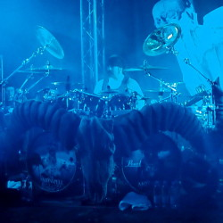 Moonspell, Klubi, Tampere, Finland, 5.11.2015. Photo: Olli Koikkalainen