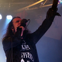Moonspell, Klubi, Tampere, Finland, 5.11.2015. Photo: Olli Koikkalainen