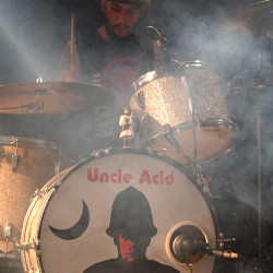 Uncle Acid & the Deadbeats, Klubi, Tampere, Finland, 3.11.2015. Photo: Olli Koikkalainen