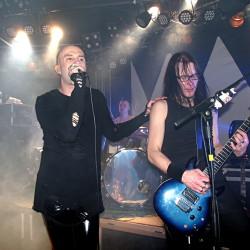 Maj Karma, Klubi, Tampere, 18.3.2016. Kuva: Olli Koikkalainen