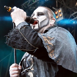 Powerwolf, South Park Festival, Tampere, Finland, 11.6.2016. Photo: Olli Koikkalainen