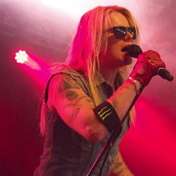 Reckless Love, South Park Festival, Tampere, Finland, 11.6.2016. Photo: Olli Koikkalainen
