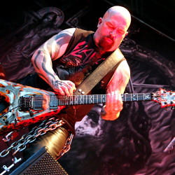 Slayer, South Park Festival, Tampere, Finland, 10.6.2016. Photo: Olli Koikkalainen