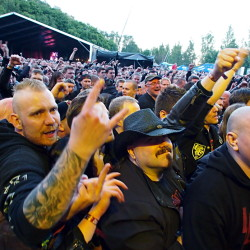 South Park Festival, Tampere, Finland, 10.6.2016. Photo: Olli Koikkalainen