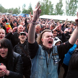 South Park Festival, Tampere, Finland, 11.6.2016. Photo: Olli Koikkalainen