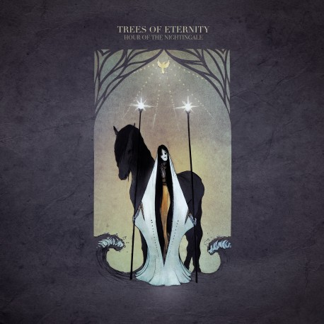 trees of eternity hour of the nightingale cd