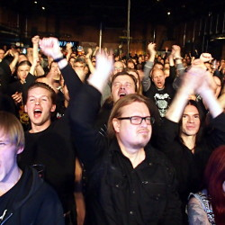 Dirkschneider, Pakkahuone, Tampere, Finland, 9.11.2016. Photo: Olli Koikkalainen