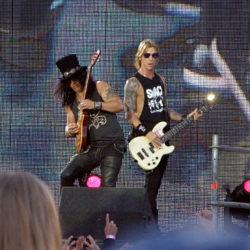 Guns N' Roses, Hämeenlinna, Finland, 1.7.2017. Photo: Olli Koikkalainen
