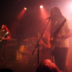 Alcest, Klubi, Tampere, Finland, 8.11.2017. Photo: Olli Koikkalainen