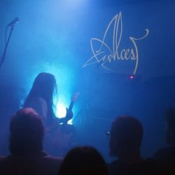 Alcest, Klubi, Tampere, Finland, 8.11.2017. Photo: Olli Koikkalainen