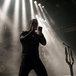 Satyricon. Pakkahuone, Tampere, Finland, 27.3.2018. Photo: Olli Koikkalainen