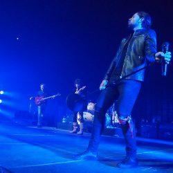 Ritchie Blackmore's Rainbow. Hartwall Arena, Helsinki, Finland, 13.4.2018. Photo: Olli Koikkalainen
