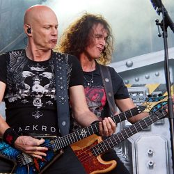 Accept. South Park, Tampere, Finland, 9.6.2018. Photo: Olli Koikkalainen
