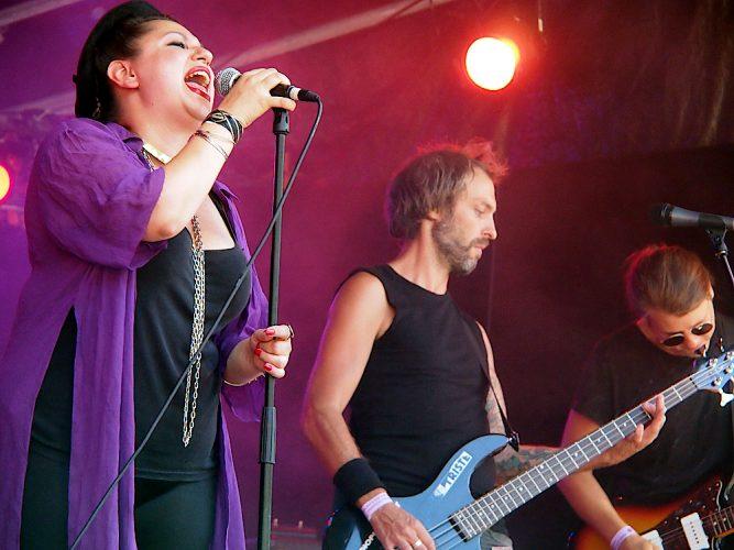 Allvaret. Puntala-rock, 28.7.2018, Lempäälä, Finland. Photo: Olli Koikkalainen