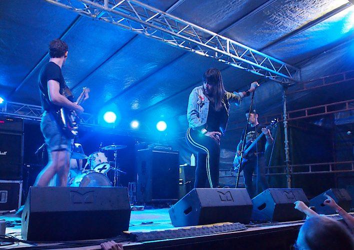 Barcelona. Puntala-rock, 28.7.2018, Lempäälä, Finland. Photo: Olli Koikkalainen
