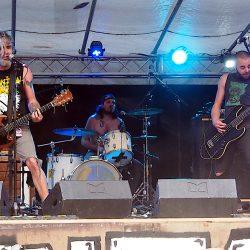 Doña Maldad. Puntala-rock, 28.7.2018, Lempäälä, Finland. Photo: Olli Koikkalainen