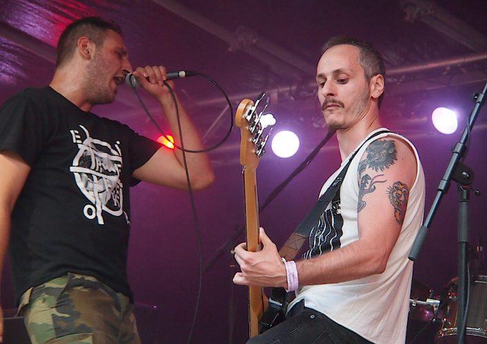 Χωρις Οικτο (Horis Ikto). Puntala-rock, 28.7.2018, Lempäälä, Finland. Photo: Olli Koikkalainen