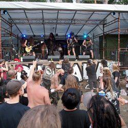 Kärzer. Puntala-rock, 28.7.2018, Lempäälä, Finland. Photo: Olli Koikkalainen
