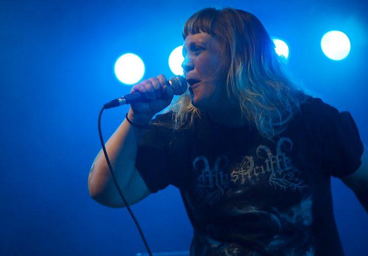 Kohti tuhoa. Puntala-rock, 28.7.2018, Lempäälä, Finland. Photo: Olli Koikkalainen