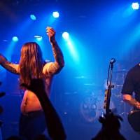Kvelertak, Klubi, Tampere, 31.1.2014. Kuva: Olli Koikkalainen