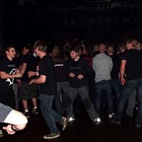Arch Enemy, Pakkahuone, Tampere, 18.9.2014. Kuva: Olli Koikkalainen