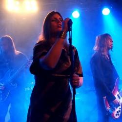 Jess and the Ancient Ones, Klubi, Tampere, 10.2.2015. Kuva: Olli Koikkalainen