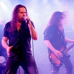 Thunderstone, Klubi, Tampere, 6.4.2015. Kuva: Olli Koikkalainen