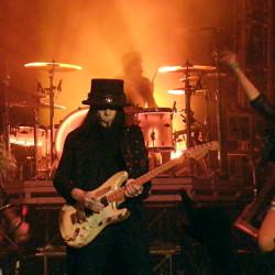 Mötley Crüe, Hartwall Arena, Helsinki, Finland, 18.11.2015. Photo: Olli Koikkalainen