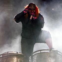 Slipknot, Hartwall Arena, Helsinki, Finland, 18.1.2016. Photo: Olli Koikkalainen