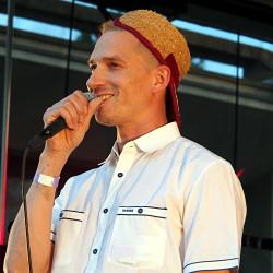Asa & Band, Freedom Festival, Tampere, Finland, 1.7.2016. Photo: Olli Koikkalainen