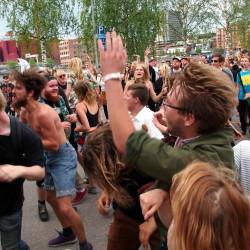 Freedom Festival, Tampere, 2.7.2016. Photo: Olli Koikkalainen
