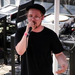 Kriso, Freedom Festival, Tampere, 2.7.2016. Photo: Olli Koikkalainen