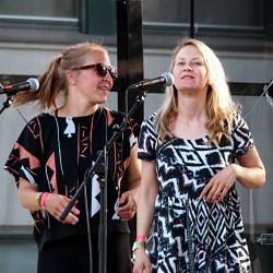 Plutonium 74, Freedom Festival, Tampere, 2.7.2016. Photo: Olli Koikkalainen