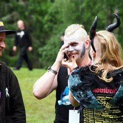 Saarihelvetti, Tampere, 5.8.2017. Photo: Olli Koikkalainen