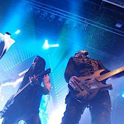 Behemoth. Pakkahuone, Tampere, Finland, 30.1.2019. Photo: Olli Koikkalainen